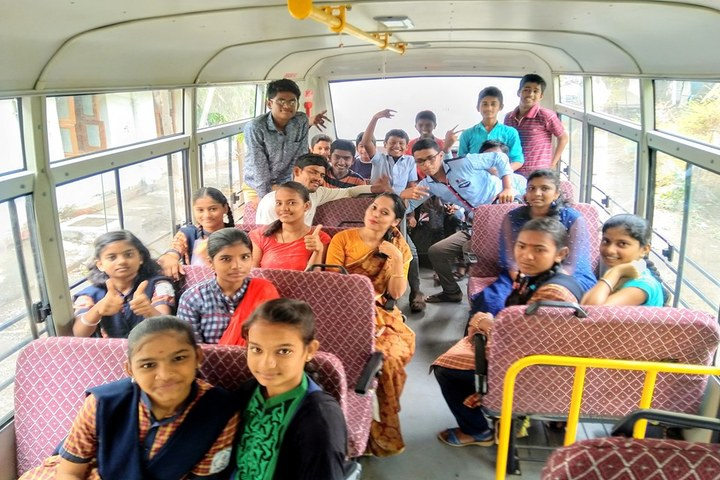 Mata Lakshmi Public School-Excursion