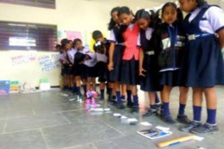 Mata Lakshmi Public School-Memory Test