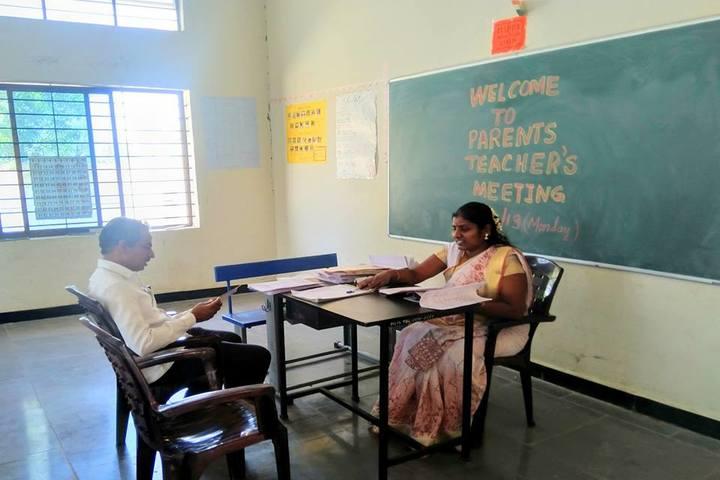 Mata Lakshmi Public School-PTM