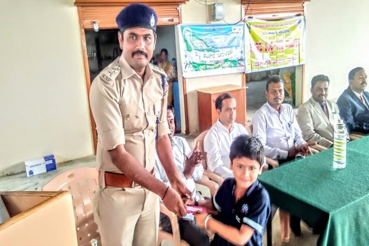 Mata Lakshmi Public School-Prize Distribution