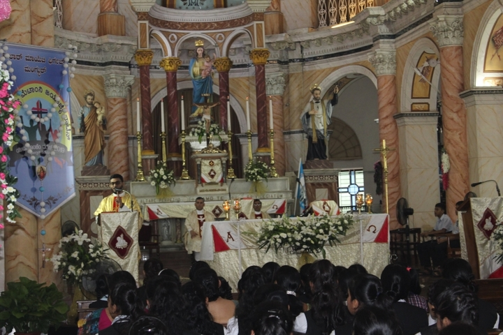 Milagres English Medium Higher Primary School-Feast Day