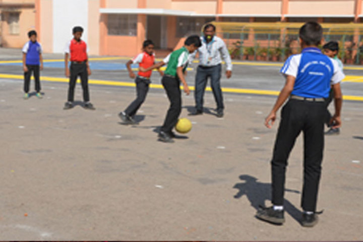 Milagres English Medium Higher Primary School-Sports