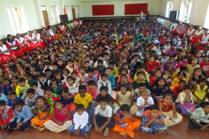 Montfort Vidyasagar-Childrens Day