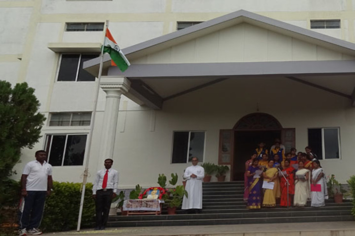 Montfort Vidyasagar-Independence Day