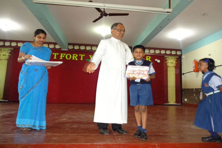 Montfort Vidyasagar-Prize Distribution