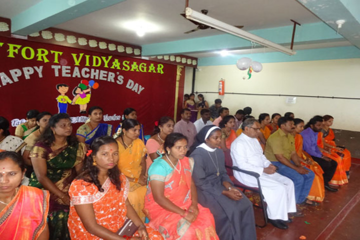 Montfort Vidyasagar-Teachers Day