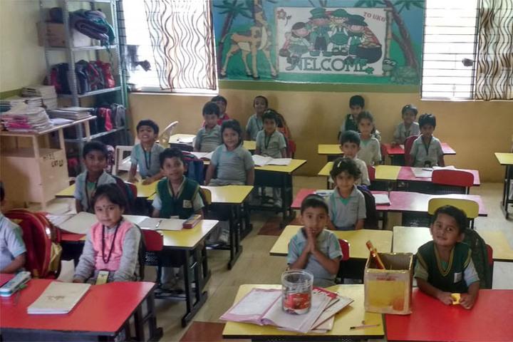 Mother Teresa International School-Classroom