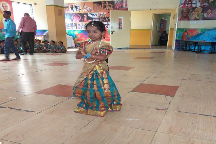 Mother Teresa International School-Cultural Event