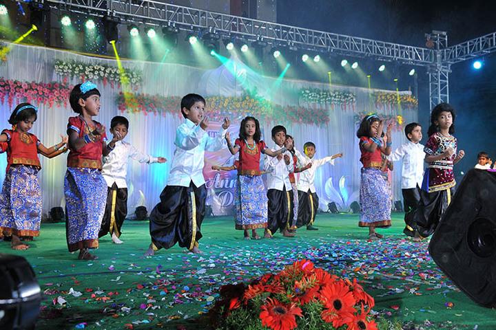 Mother Teresa International School-Dance Activity
