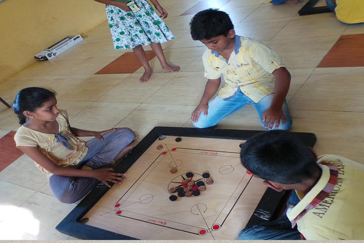Mother Teresa International School-Games