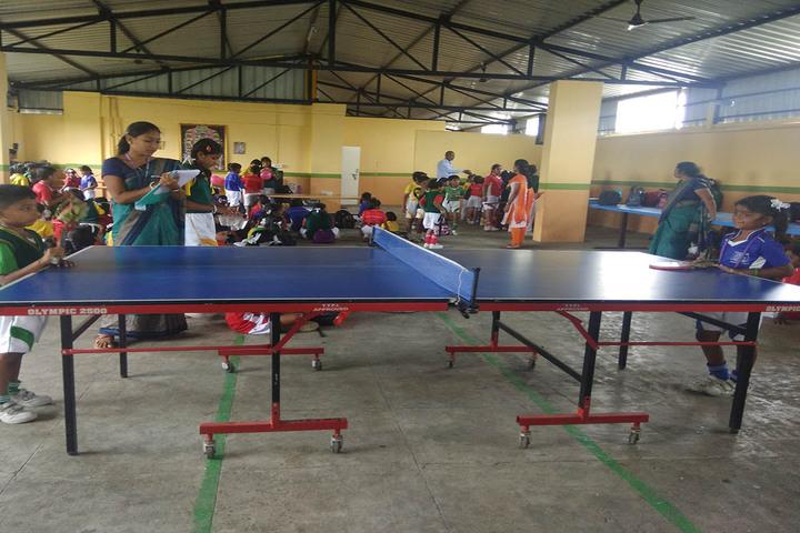 Mother Teresa International School-Indoor Games