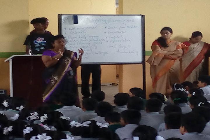 Mother Teresa International School-Workshop