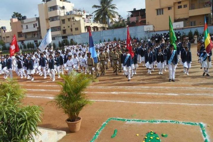 Mother Teresa School-Sports Day