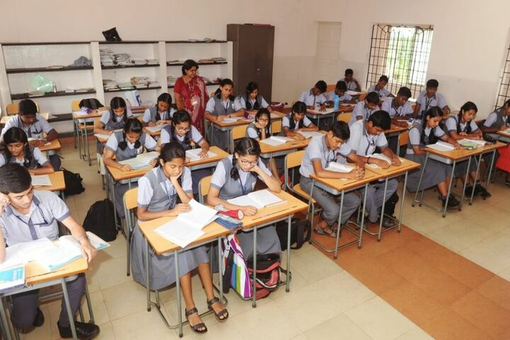 Mount Carmel Central School-Classroom