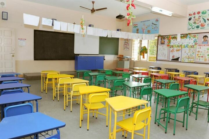 Mount Carmel Central School-Junior Wing Classroom