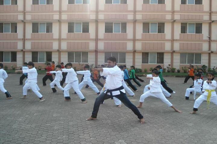 Mount Carmel Central School-Karate