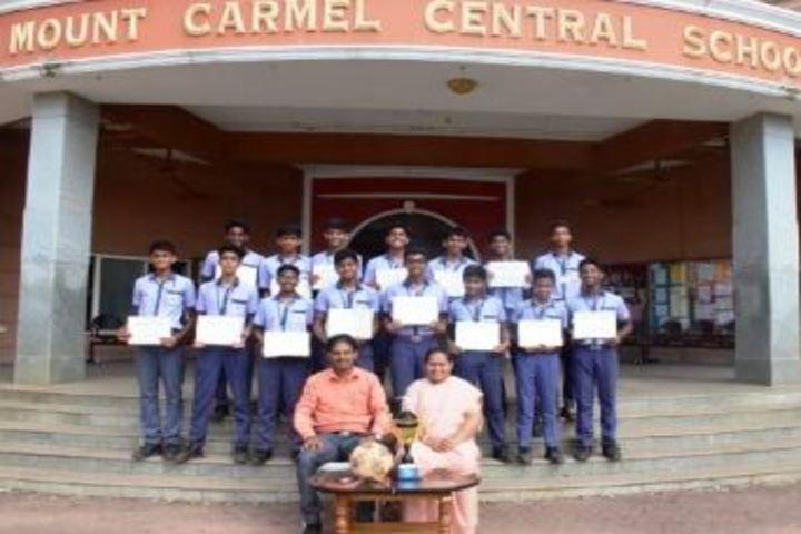 Mount Carmel Central School-Achievement