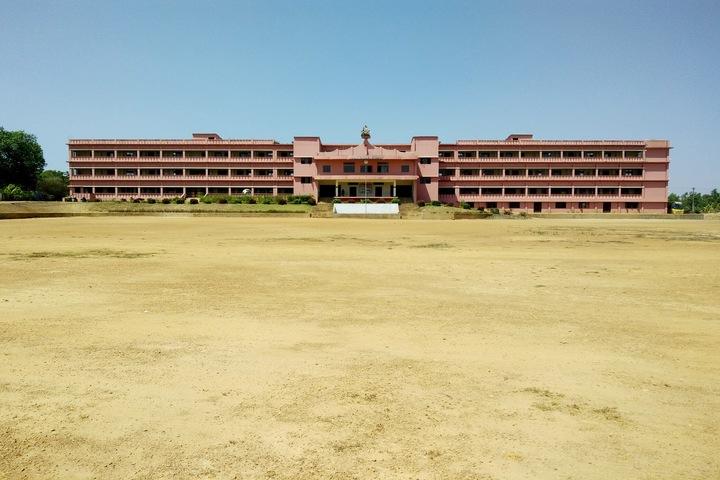 Mount Carmel School-Campus View