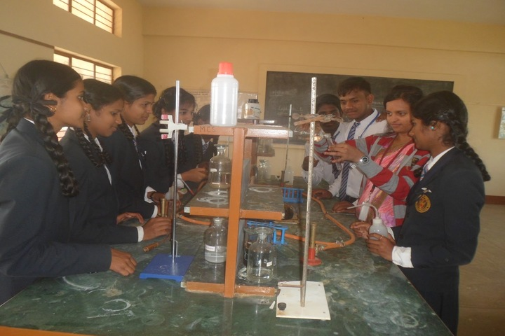 Mount Carmel School-Chemistry Lab