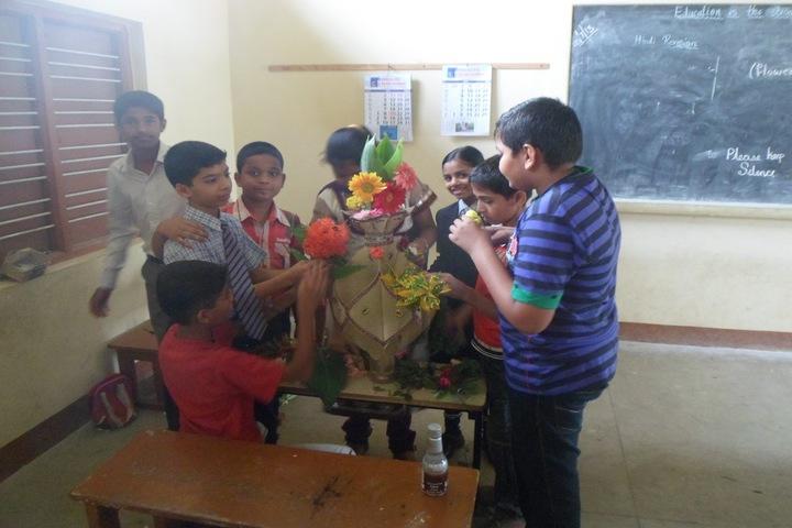 Mount Carmel School-Class Activity