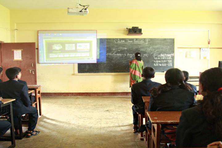 Mount Carmel School-Classroom