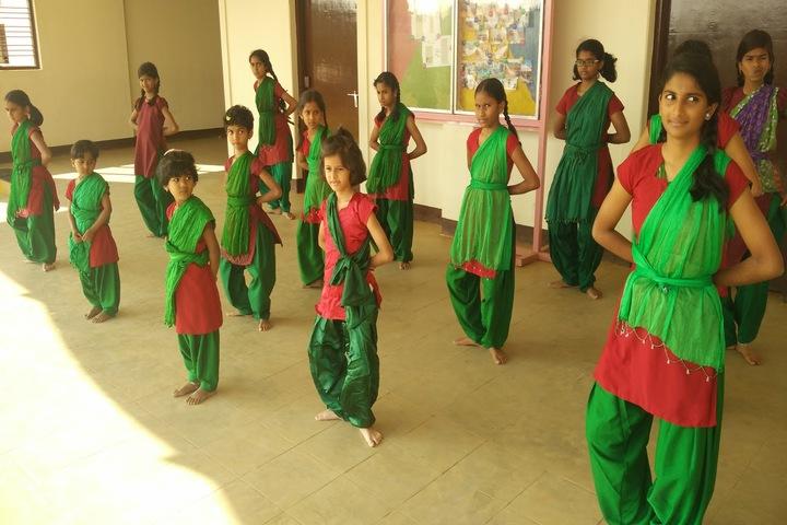 Mount Carmel School-Dance Room