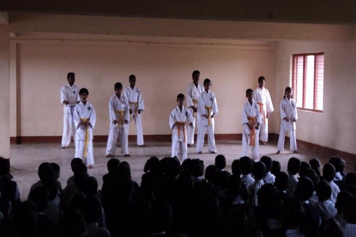 Mount Carmel School-Karate
