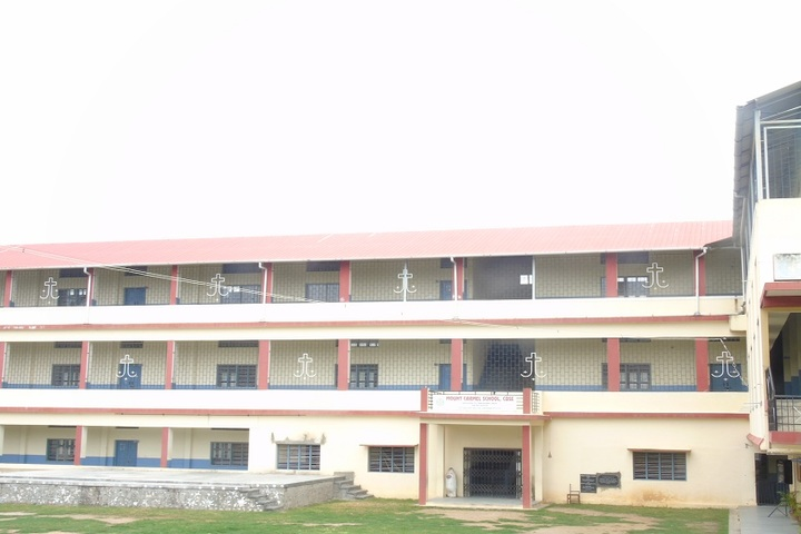 Mount Carmel School-Building