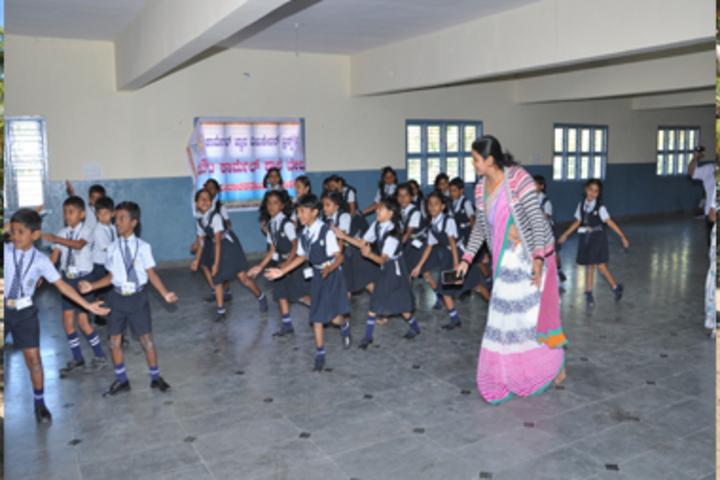 Mount Carmel School-Dance Class