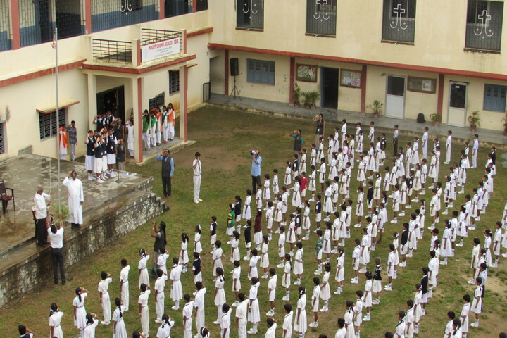 Mount Carmel School-Independence Day