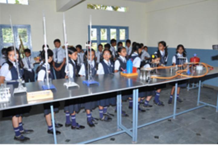 Mount Carmel School-Science Lab