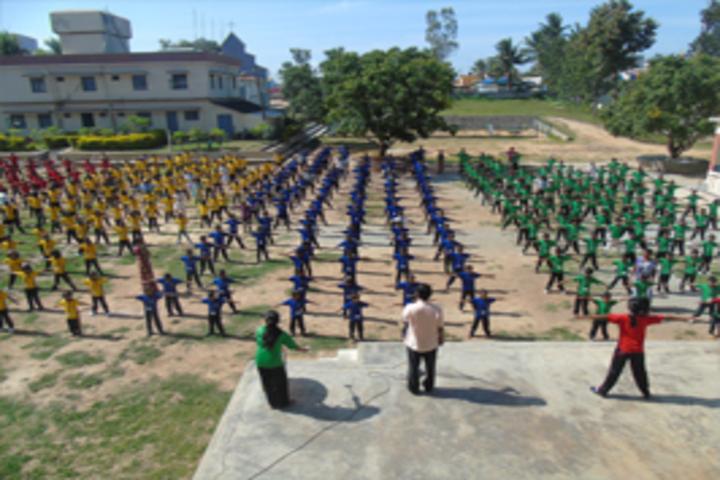 Mount Carmel School-Yoga