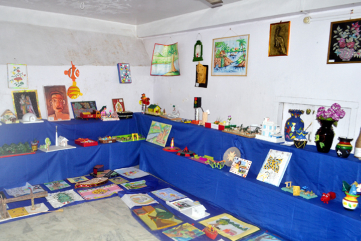 Gurukul Grammar School - Art and Craft Activity