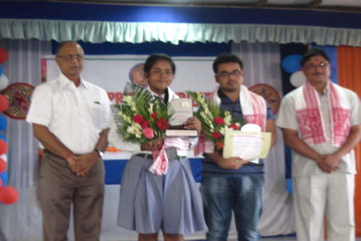 Gurukul Grammar School - Prize Distribution Ceremony