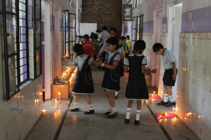 Gurukul Grammar School - Diwali Celebrations