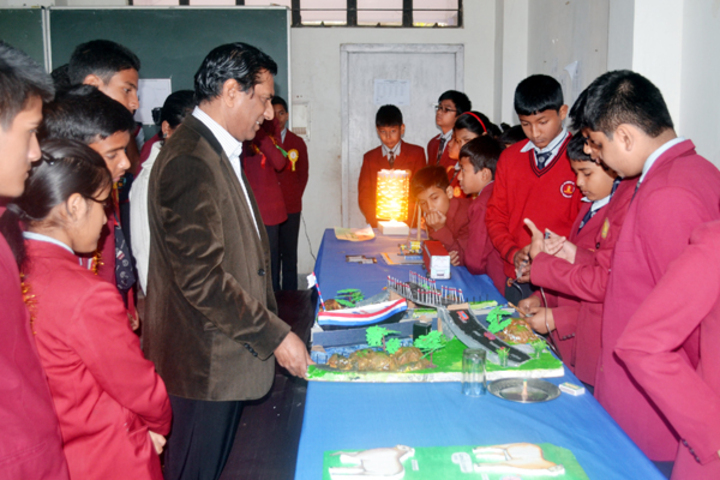Gurukul Grammar School - School Exhibition