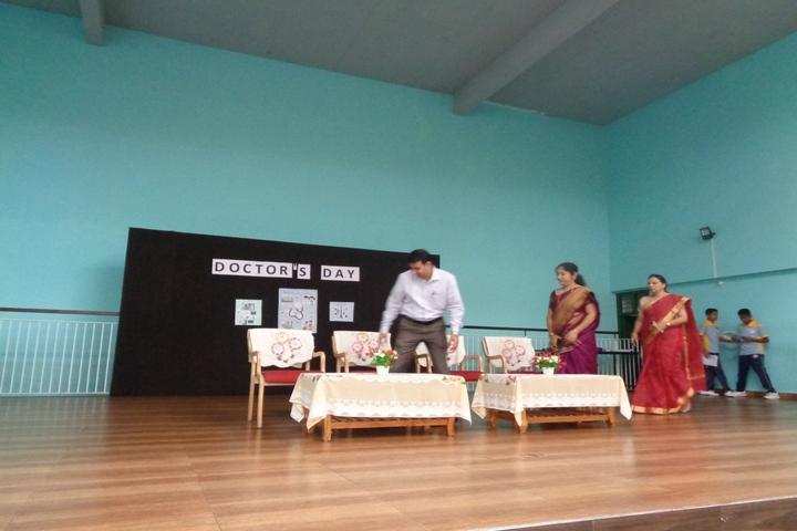 Mount Litera Zee School-Doctors Day