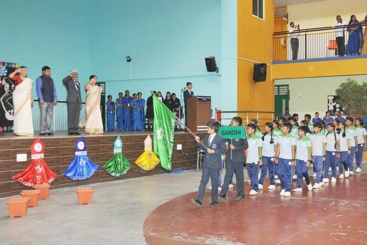Mount Litera Zee School-Investiture Ceremony