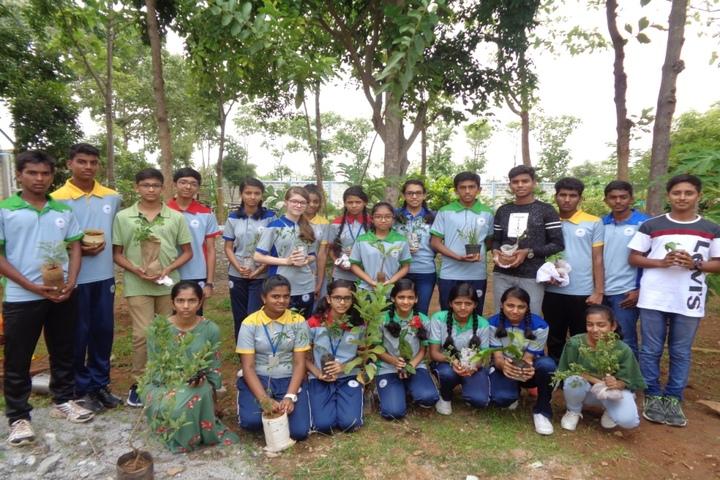 Mount Litera Zee School-Plantation Day