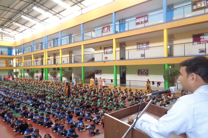 Mount Litera Zee School-Workshop