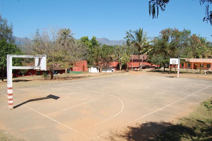 Mountain View Public School-Basket Ball Court