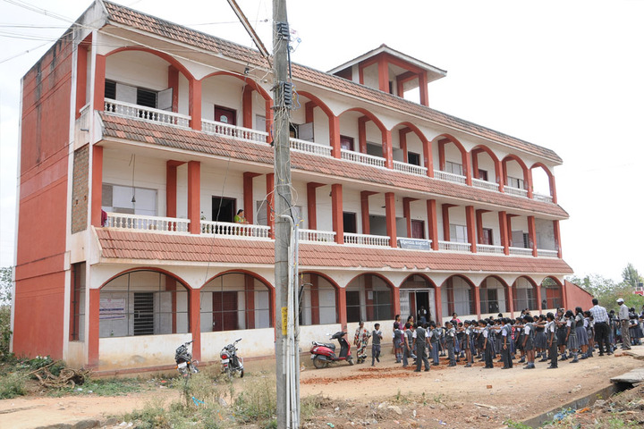 Mountain View Public School-Building