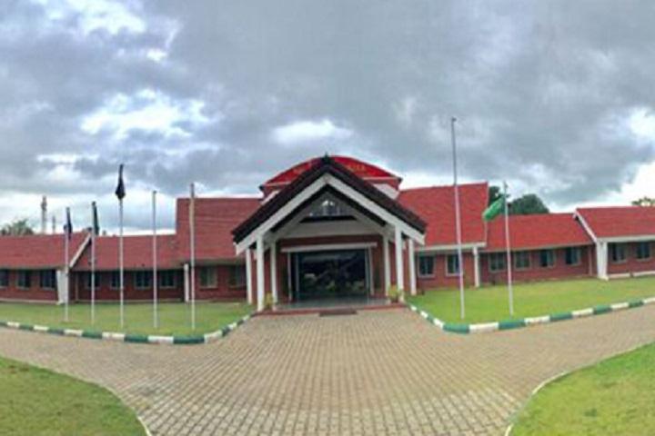 Nalanda Gurukul Intenational-Campus View