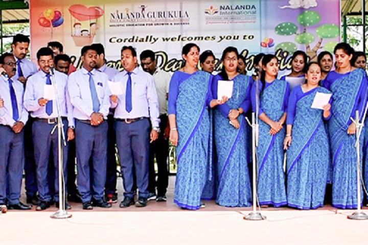 Nalanda Gurukul Intenational-Childrens Day Celebration