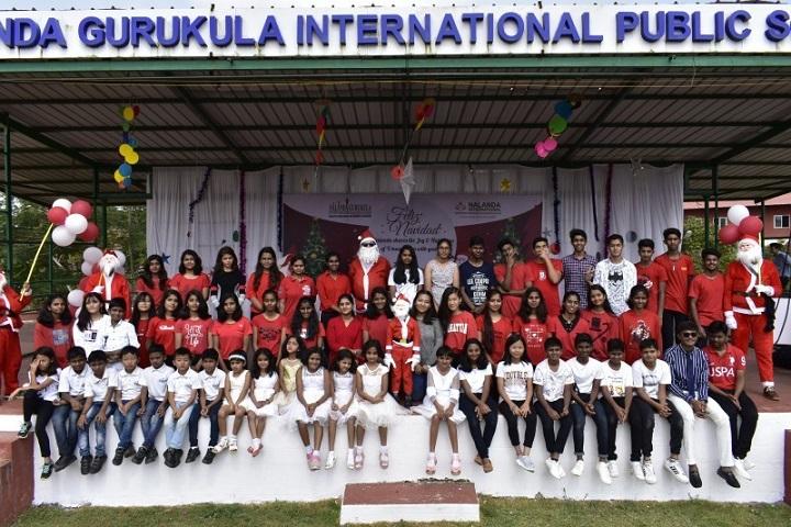 Nalanda Gurukul Intenational-Christmas Celebration