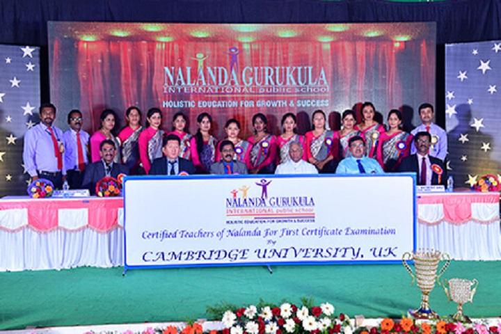 Nalanda Gurukul Intenational-Event