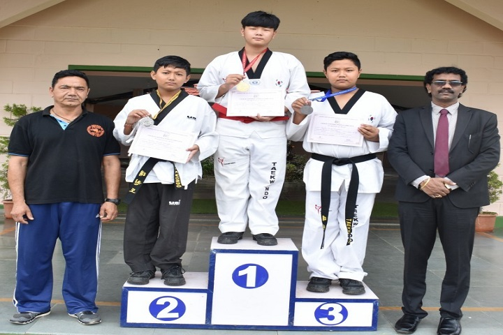 Nalanda Gurukul Intenational-Karate Winner