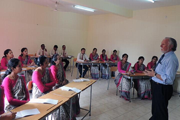 Nalanda Gurukul Intenational-Staff Meeting