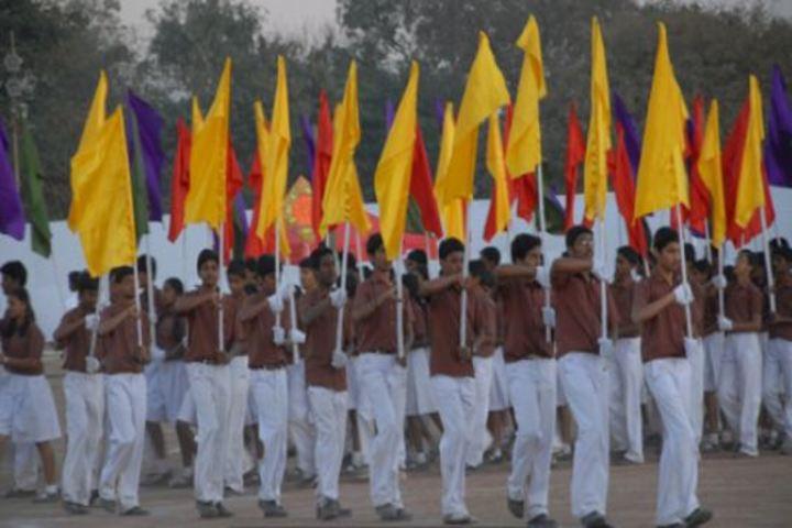 Nandi School-Annual Sports Meet