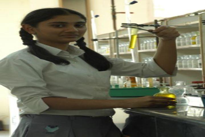 Nandi School-Chemistry Lab
